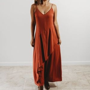Other - Rust jumpsuit